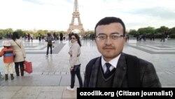 Ўзбекистонлик блогер Мирзо Субҳонов