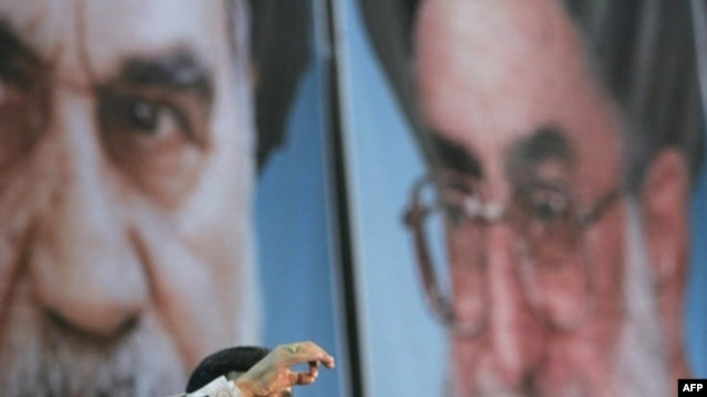 Is President Mahmud Ahmadinejad looking to get out from under the influence of the ayatollahs?