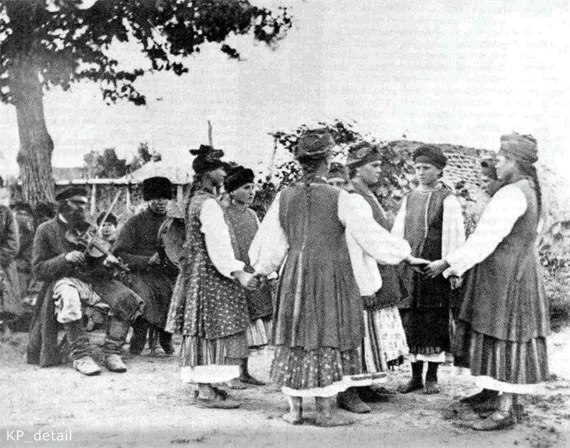 Найстаріший український танець: