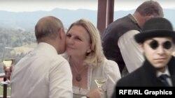 Лицом к событию. Австрийская невеста обиделась на Путина