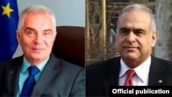 Պյոտր Սվիտալսկի, Րաֆֆի Հովհաննիսյան, արխիվ