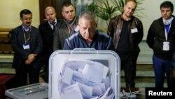 La alegerile prezidențiale din 30 octombrie 2016