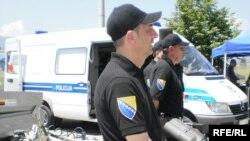 Pripadnici Granične policije BiH, Foto: Žana Kovačević