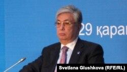 Қасым-Жомарт Тоқаев. Астана, 29 қараша 2012 жыл.