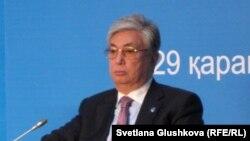 БҰҰ бас хатшысының орынбасары Қасым-Жомарт Тоқаев.