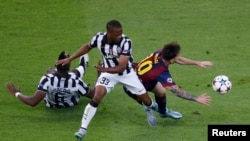 'Yuventus'-'Barselona'