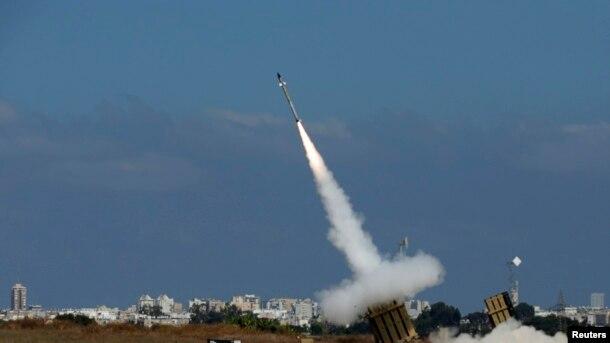 İndi Azərbaycanın İsrail istehsallı Iron Dome raketdən müdafiə sistemi var