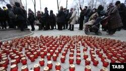 Russians Say Farewell To Boris Nemtsov