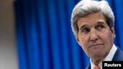 ABŞ Dövlət katibi John Kerry