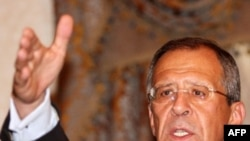 Russian Foreign Minister Lavrov is in the U.S. to address the UN General Assembly.