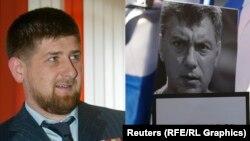 Кадыров Рамзанан а, Немцов Борисан а суьрташ