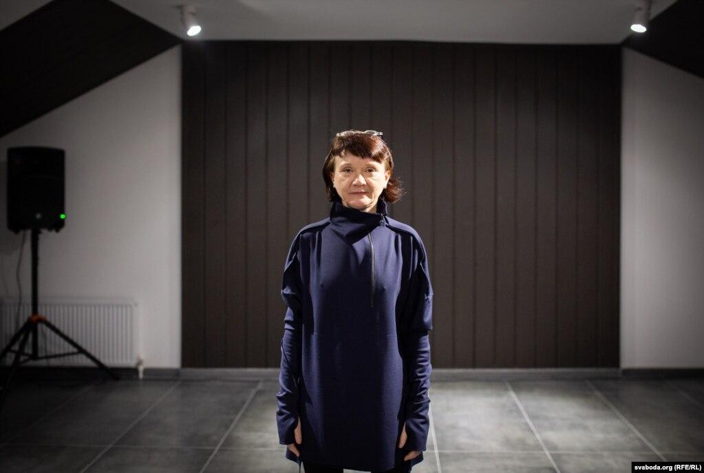 Ирина Варкулевіч, координатор мероприятия