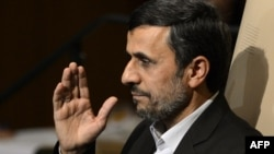 Just what did Iranian President Mahmud Ahmadinejad say about legislators back home?