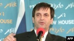دان مريدور، وزير امور اطلاعاتی و انرژی اتمی اسرائيل