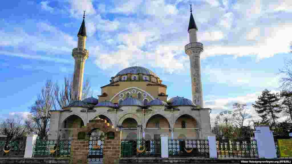 Джума-Джами ‒ главная мечеть Евпатории
