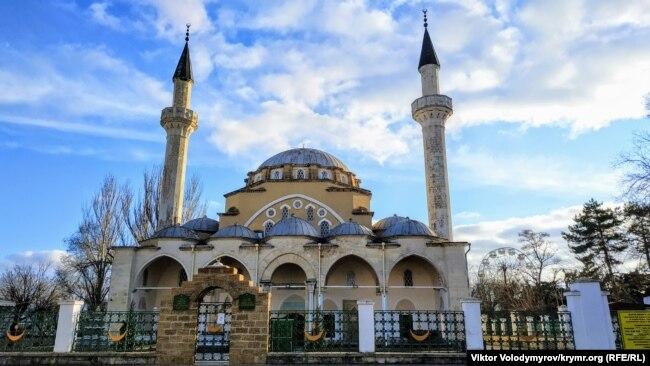 Мечети Крыма: Джума-Джами в Евпатории ‒ пятивековое наследие ханских времен (фотогалерея)