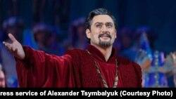 Олександр Цимбалюк