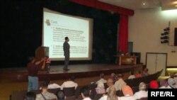 مؤتمر عن الإنفلونزا الوبائية في العراق آب 2009