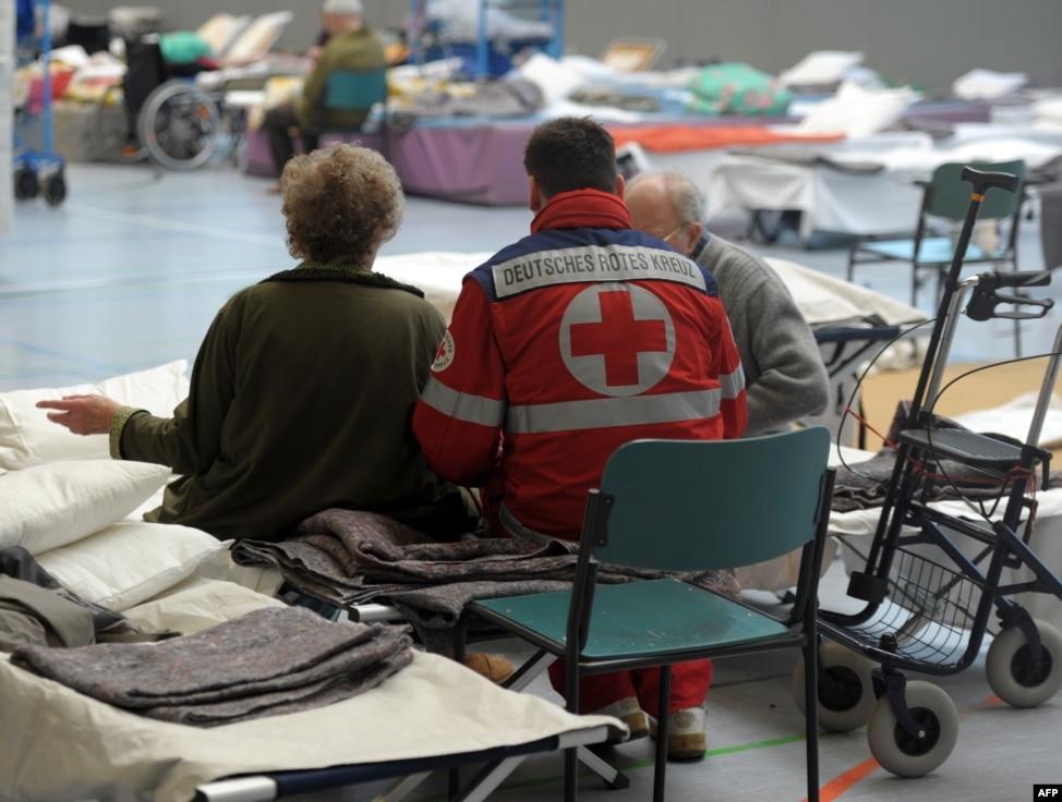 Наводнения обрушились на европу