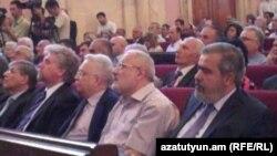 Դաշնակցության ընդհանուր ժողովը, Երեւան, 24-ը հունիսի, 2011թ.