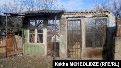დანგრეული ინფრასტრუქტურა იმერეთის ერთ-ერთ სოფელში.