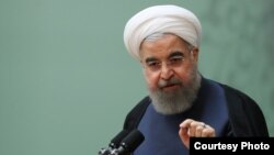 Хасан Роухани, президент Ирана.