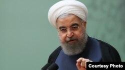 Хассан Роухани, Иран президенті