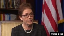 Колишній посол США в Україні Марі Йованович