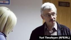 Олег Орлов-раиси созмони дибони ҳуқуқи башар бо номи Мемориал