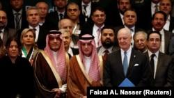 Сирия оппозициясынын Рияддагы жыйыны