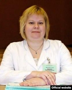 Алена Шаўчэнка