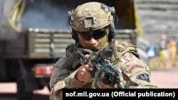 Фото прес-служби командування Сил спеціальних операцій