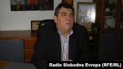 Зоран Дамјановски, градоначалник на Куманово