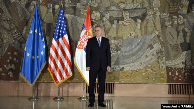 Predsednik Srbije Tomislav Nikolić