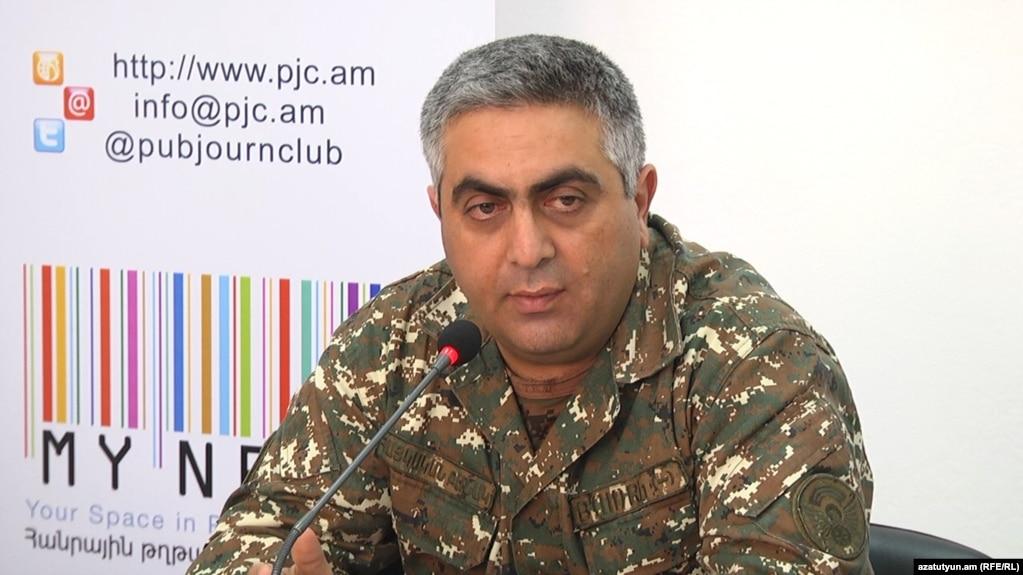 Ответным огнем уничтожена азербайджанская позиция – пресс-секретарь Минобороны Армении