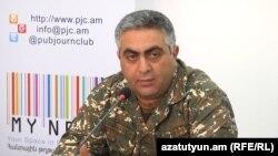 ՀՀ ՊՆ խոսնակ Արծրուն Հովհաննիսյան, արխիվ