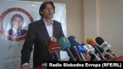Зиадин Села, градоначалник на Струга.