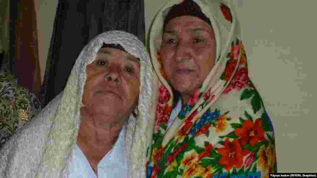 Турецкие женщины.