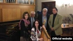 Фото з офіційної сторінки посольства України в Італії. Кшиштоф Вєрніцький - другий праворуч