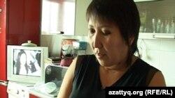 Жительница Актобе по имени Гульнар. 24 сентября 2013 года.
