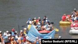 Rafting na Limu, 17. avgust 2013.