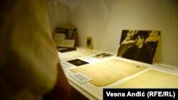 Fotogalerija: Izložba u Narodnoj biblioteci Srbije posvećena Milošu Crnjanskom