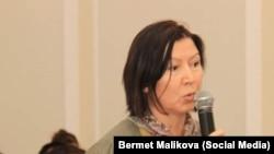 Динара Ошурахунова.