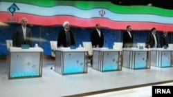 The Iranian presidential debate earlier in the week
