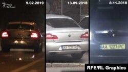 Одні й ті авто охоронців олігарха Ахметова кілька місяців переслідують знімальну групу «Схем»