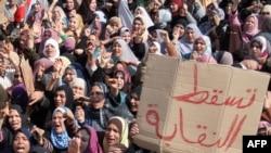 Протестите по кои беше соборен режимот на Претседателот Хосни Мубарак
