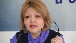 Айман Омарова Слекишинаға қайта адвокат болды