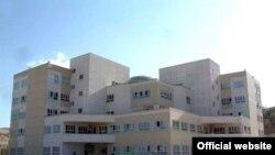 بخشی از مجتمع دانشگاه آزاد تبریز