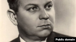 Певец Владимир Нечаев