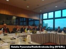 Німецько-українські міжурядові переговори в Берліні